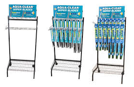 Wiper Blade Display Stand Cequent Merchandising Wiper Blades 2