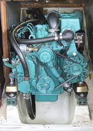 Volvo Penta 18 Hp Boat Engine Motor Boats Volvo