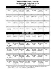 t25 workout calendar printable best of free insanity calendar workout schedule what are your