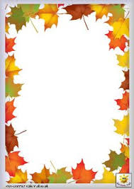 Small Picture A page border featuring handprints in different colors Free