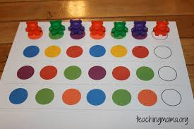 Pattern Activities For Preschoolers Classy HandsOn Math Activities For Preschoolers