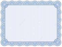 white certificate frame blank certificate frame isolated on white royalty free cliparts