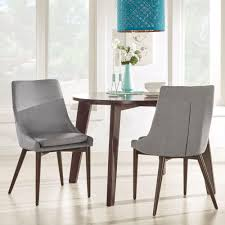 Kitchen Chair Dark Brown Wood Dining Chairs Benches Kitchen Dining Room