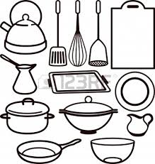 Small Picture Cooking Utensils Drawing Clipart Panda Free Clipart Images