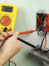 replacing a thermostat for an electric baseboard heater test for power enlarge image