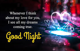 Great Quotes About Love Stunning Romantic Good Night Images For Lover GN Wishes Quotes For BF GF