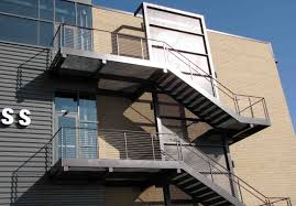 Outdoor Staircase steel spiral stairs stainless steel stairs aluminum spiral 1313 by xevi.us