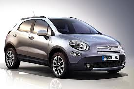 New Fiat Compact Suv Codenamed Coming In