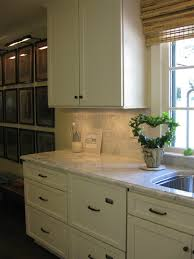 view full size creamy white shaker kitchen cabinets