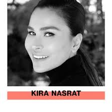 kira nasrat kiranasrat is a los angeles based makeup artist who recently started the beauty site curly kira where she shares makeup tips
