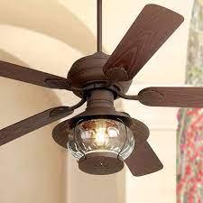 rustic ceiling fan