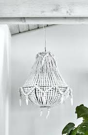 chandeliers white beaded chandelier uk white beaded empire chandelier white wooden beaded chandelier wood beaded