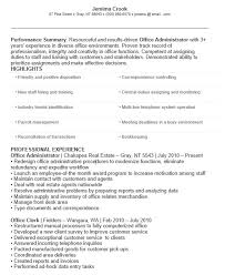 free office samples 19 free office administrator resume samples sample resumes