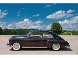 1949 to 1951 Chevrolet Fleetline for Sale on ClassicCars.com