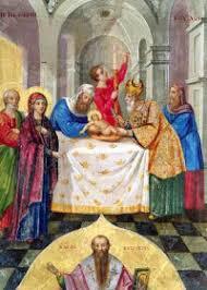 ΙΕΡΕΑΣ ΤΗΣ ΑΝΑΤΟΛΙΚΗΣ ΕΚΚΛΗΣΙΑΣ: Η περιτομή του Χριστού