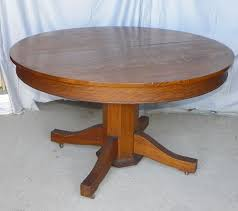 home design outstanding antique round oak pedestal dining table best antique round oak table for