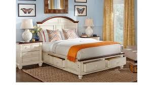 White King Storage Bedroom Set Ikea Brimnes Bed Twin Ana Lake 5 ...