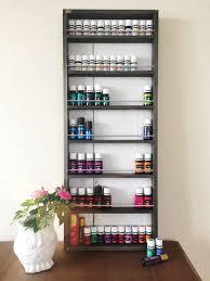 diy essential oil display