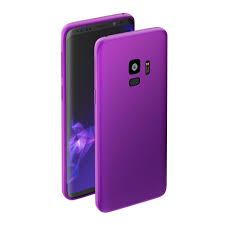<b>Чехол</b> Case <b>Silk для</b> Samsung Galaxy S9, фиолетовый металлик ...