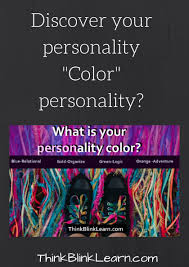 The color code personality profile as created by dr. Free Short Personality Test And Info About Your Strengths And Weaknesses