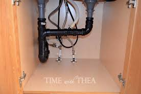 Kitchen Sink Cabinet Storage Ideas Time With Thea