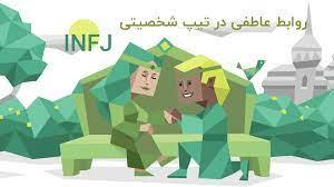 رابطه عاشقانه و عاطفی در افراد با تیپ شخصیتی INFJ - مهرداد محمدی