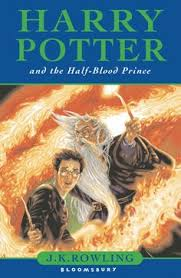 harry potter and the half blood prince harry potter series by j k rowling