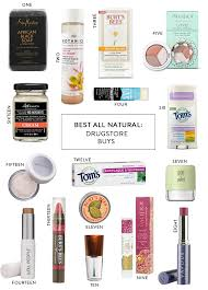 all natural s all natural and organic makeup brands best