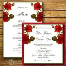 Valentines Day Wedding Invitations Rome Fontanacountryinn Com