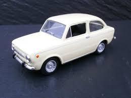 Fiat 850   Model Cars   hobbyDB