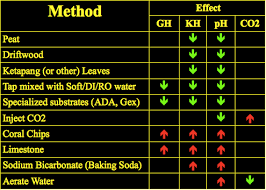 Shrimpnow Water Parameters Understanding Ph Gh Kh