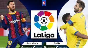 Barcelona vs Cadiz EN VIVO DirecTV: Hora, Canal y formaciones por LaLiga