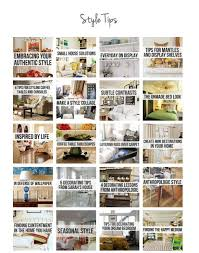 Help for Finding Your Decorating Style {A New Gallery of Posts!}