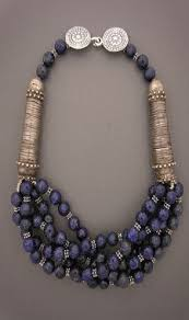 anna holland designs unique ethnic jewelry and tribal jewelry using contemporary antique and ancient beads and artifacts her handcrafted necklaces
