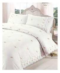sophie fl cream king size duvet cover bedding set