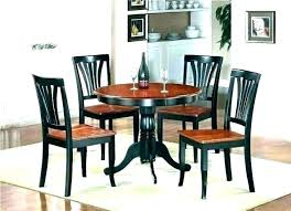 circle kitchen table medium size of small circular and chairs round dining glass amazing appealing top