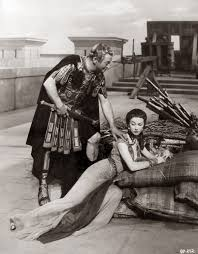 Image result for caesar and cleopatra 1945 claude rains