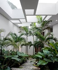 Small Picture Modern Landscape Indoor Garden Jimbaran Bali Indonesia Residence