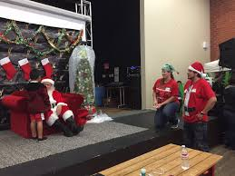 """Tabatha Jacobson on Twitter: """"Awesome day being Santa's helper  #IFHolidayCarnival #ifhomeless #holidayseason https://t.co/I1KKx1DbMR"""""""