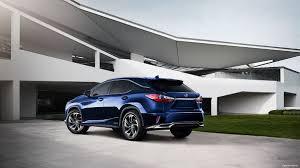 Lexus RX Hybrid 2017 - YNA GULF General Trading