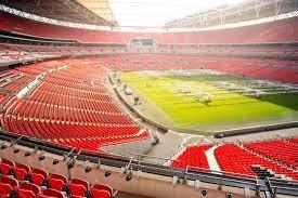 Wembley Stadium Tour in London