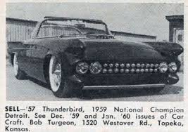 Bob Turgeon's 1957 Ford - Kustomrama