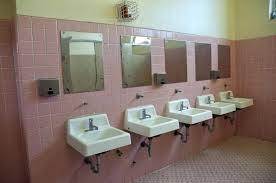 middle school bathroom. School Bathroom Teachers Unveil Beautiful Surprise For Middle Girls Preschool Display Ideas . U