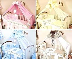 baby pink cot bedding baby cot bed luxury piece nursery bedding set fits baby cot kids