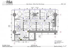 Office floor plan design Elevator Image Open Space Office Fl 3 Arcbazar Office Buildings Designed By Arhika Open Space Office Floor Plan