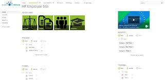 Sharepoint Website Examples Sharepoint Intranet Examples Sharepoint Maven