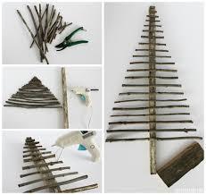 Easy Decorative Twig Christmas Tree  Christmas DecorTwig Tree Christmas