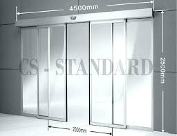 andersen sliding glass door sizes standard size doors height engaging front siz
