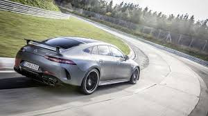 View similar cars and explore different trim configurations. 2021 Mercedes Amg Gt 63 S 4 Door Coupe Made Faster Nurburgring Proves It