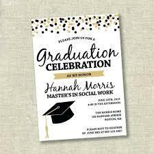 Create A Graduation Invitation Online Graduation Invitations New Free Graduation Invitation